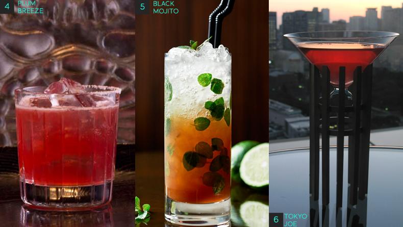 Cocktails 4-6