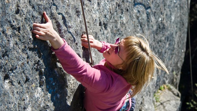Climbing by Alex Indigo