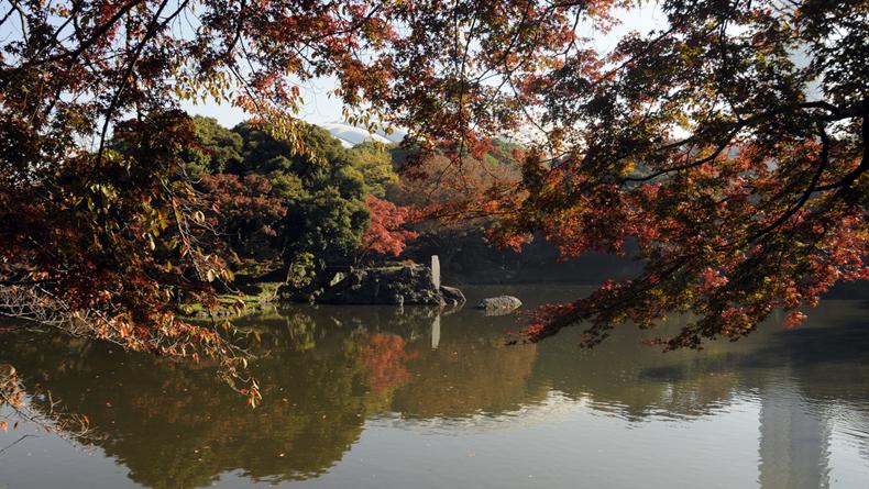 Koishikawa Korakuen by Ari Helminen cropped