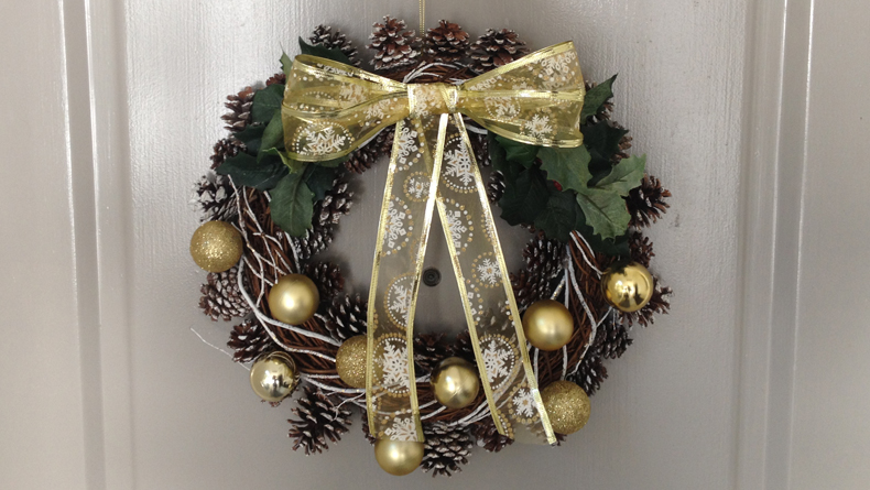 wreath complete