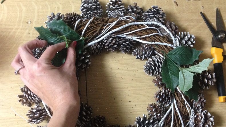 wreath step 3
