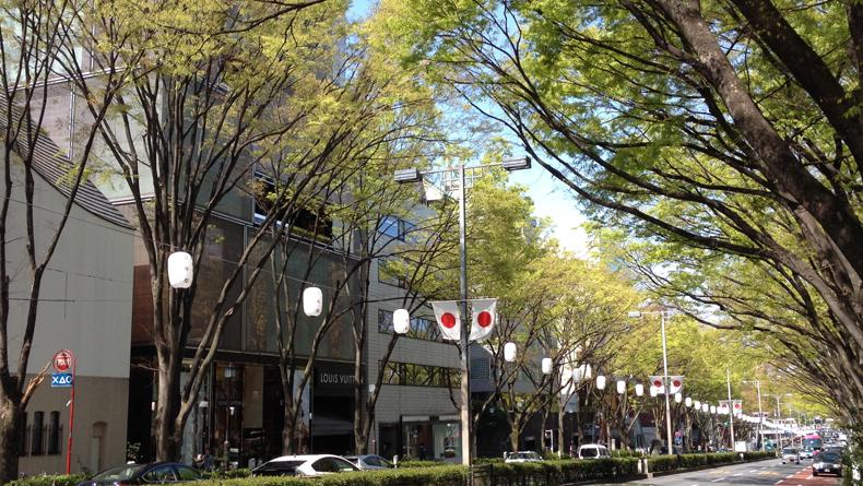 Omotesando cropped