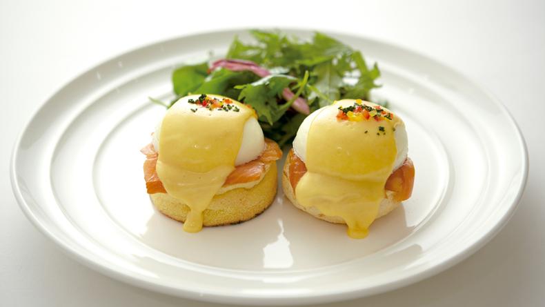 Salmon Eggs Benedict cropped