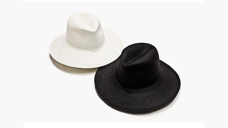 panama hats cropped