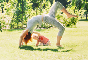 6 Tips for Staying Fit with a Baby