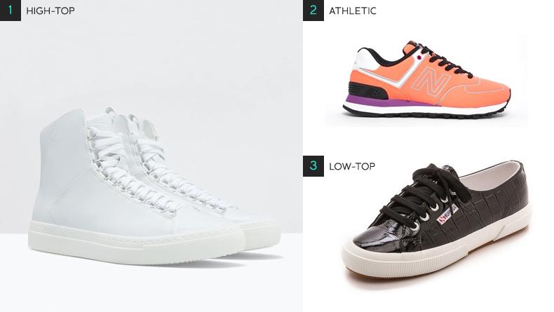 Sneaker Fever: Footwear for Girls on