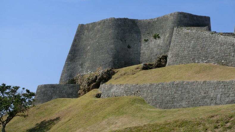 Katsuren Castle Ruins cropped