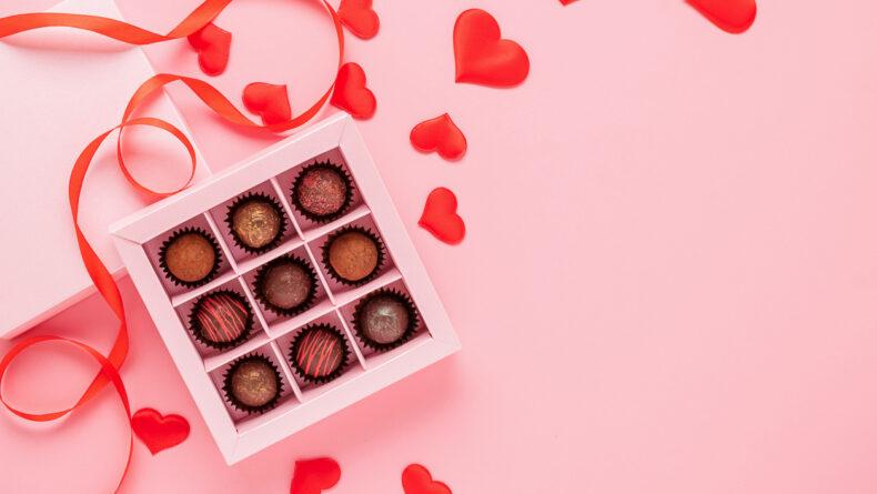 Recipe: Healthy Valentine's Day Chocolate Hearts