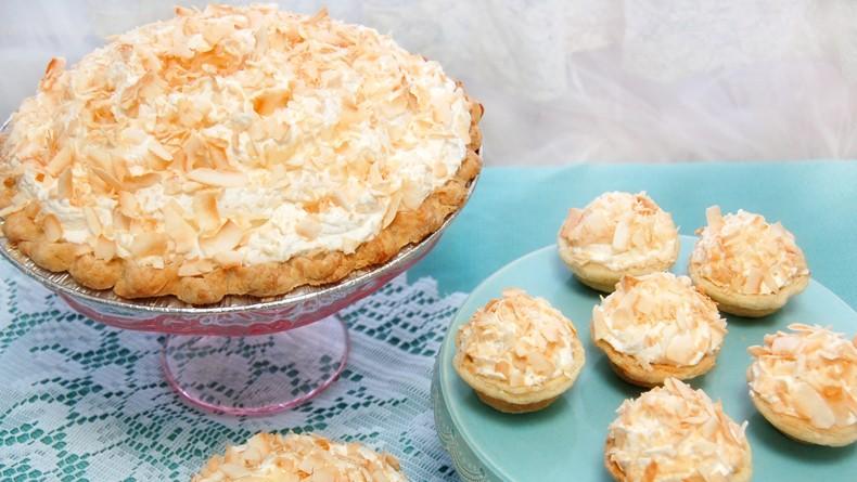 Coconut Cream Pie cropped