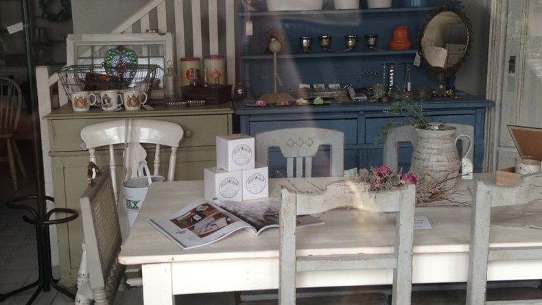 shabby chic cropped