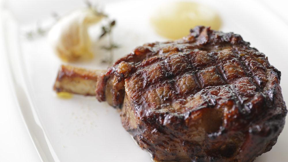 7.Veal Chop cropped