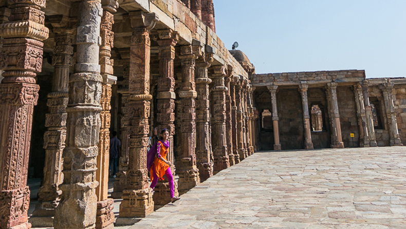 Qutub Minar cropped