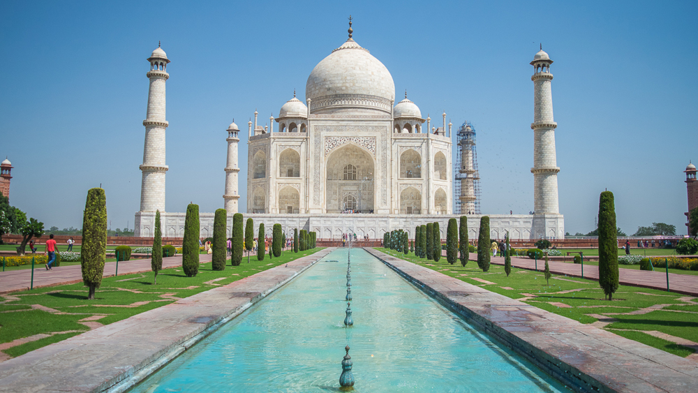 Taj Mahal cropped