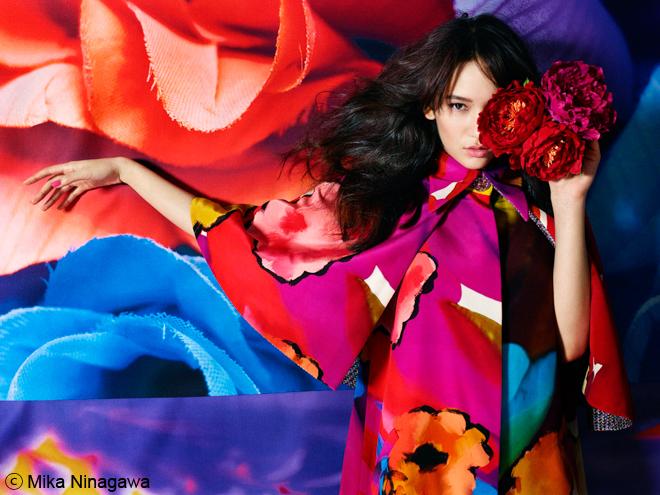 mika ninagawa_fashion exclusive credit