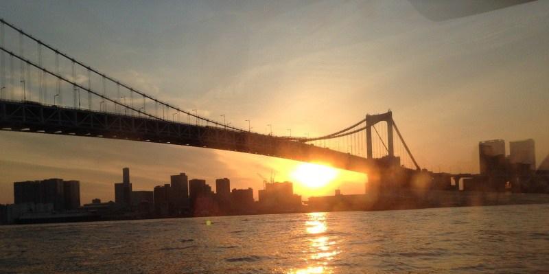 sunset cruise cropped