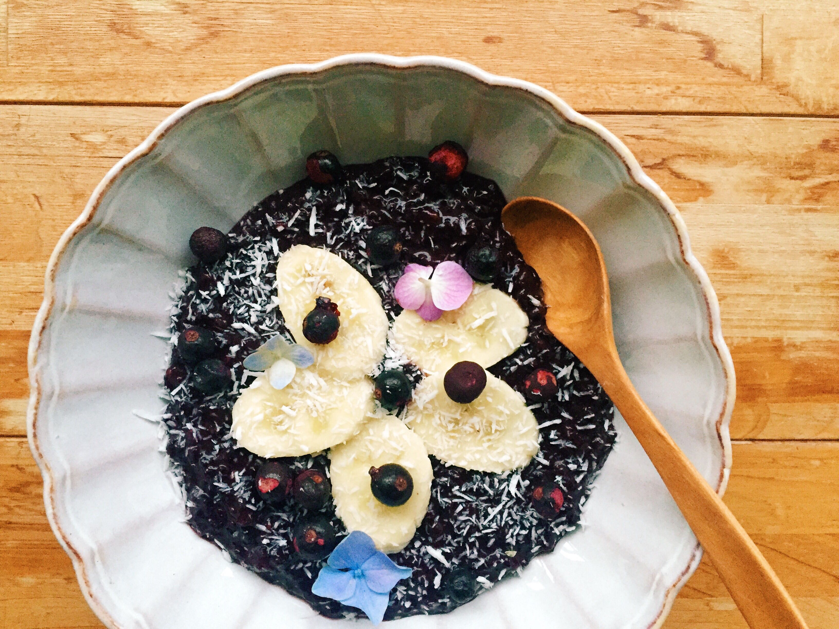 Black rice (Lead)