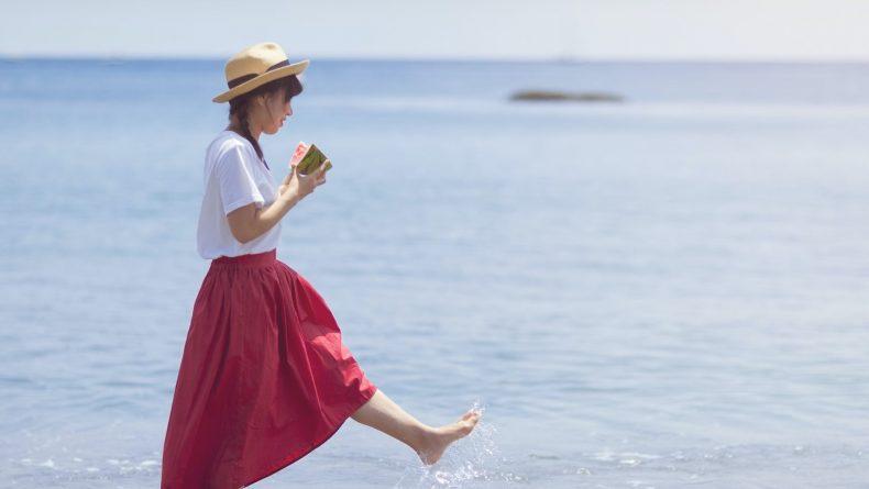 5 Non-Busy Beaches Near Tokyo