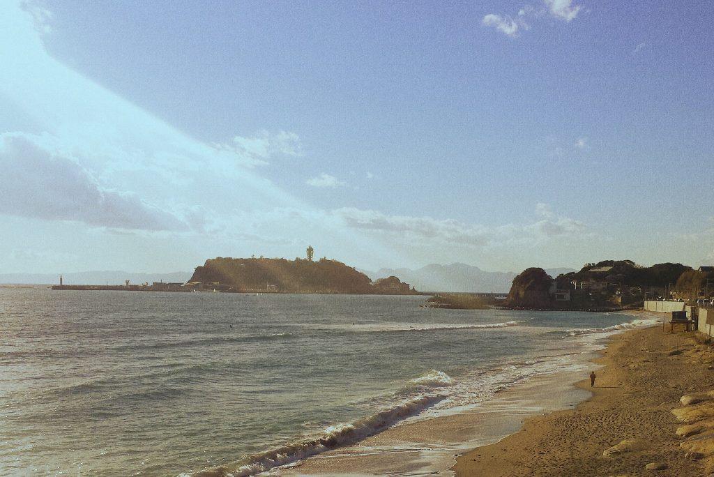 Inamuragasaki beach