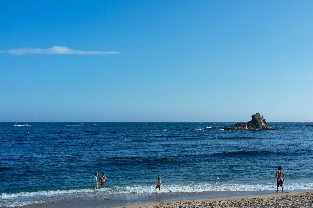 Moriya beach, Chiba