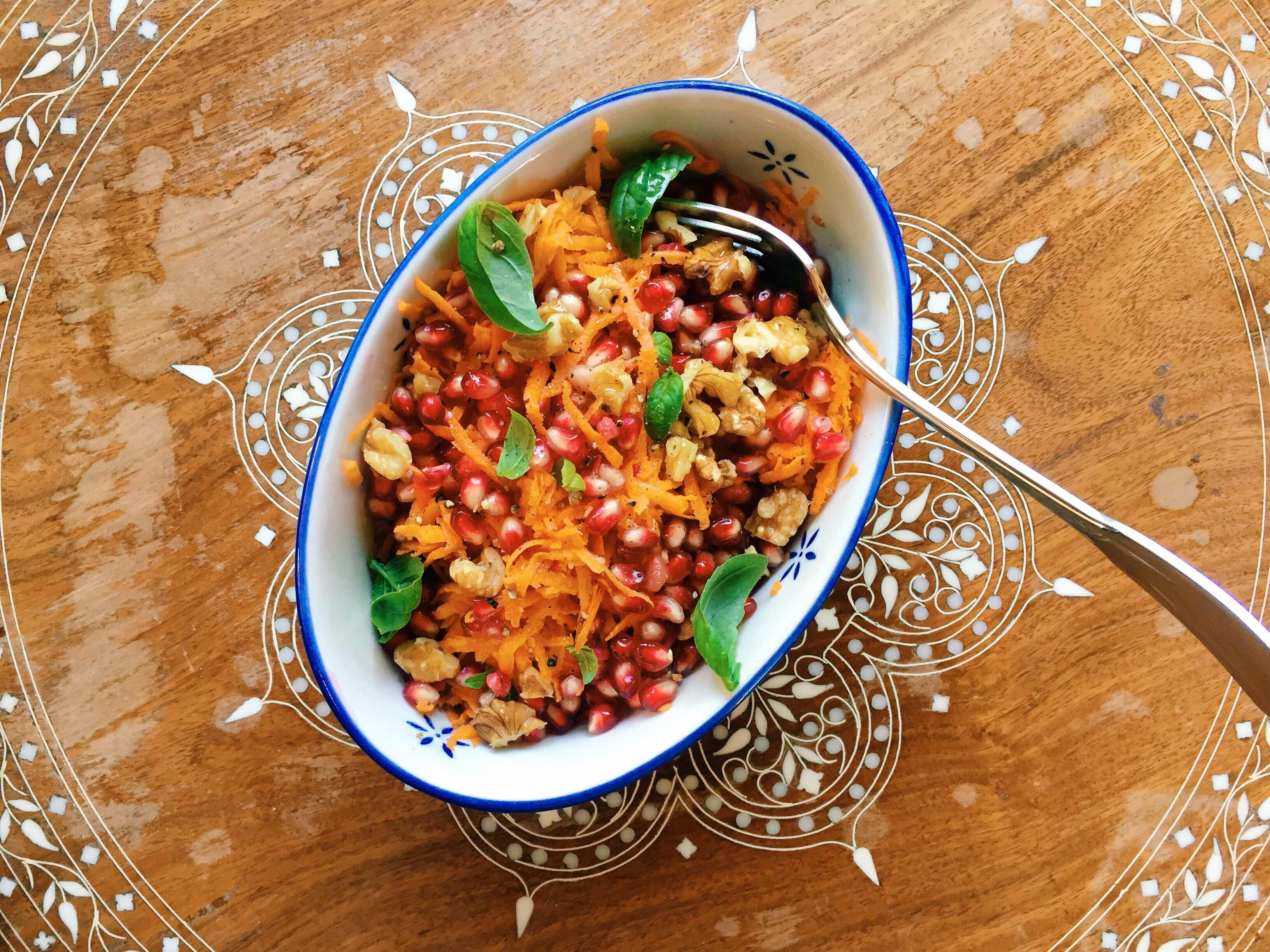 pomegranata-salad