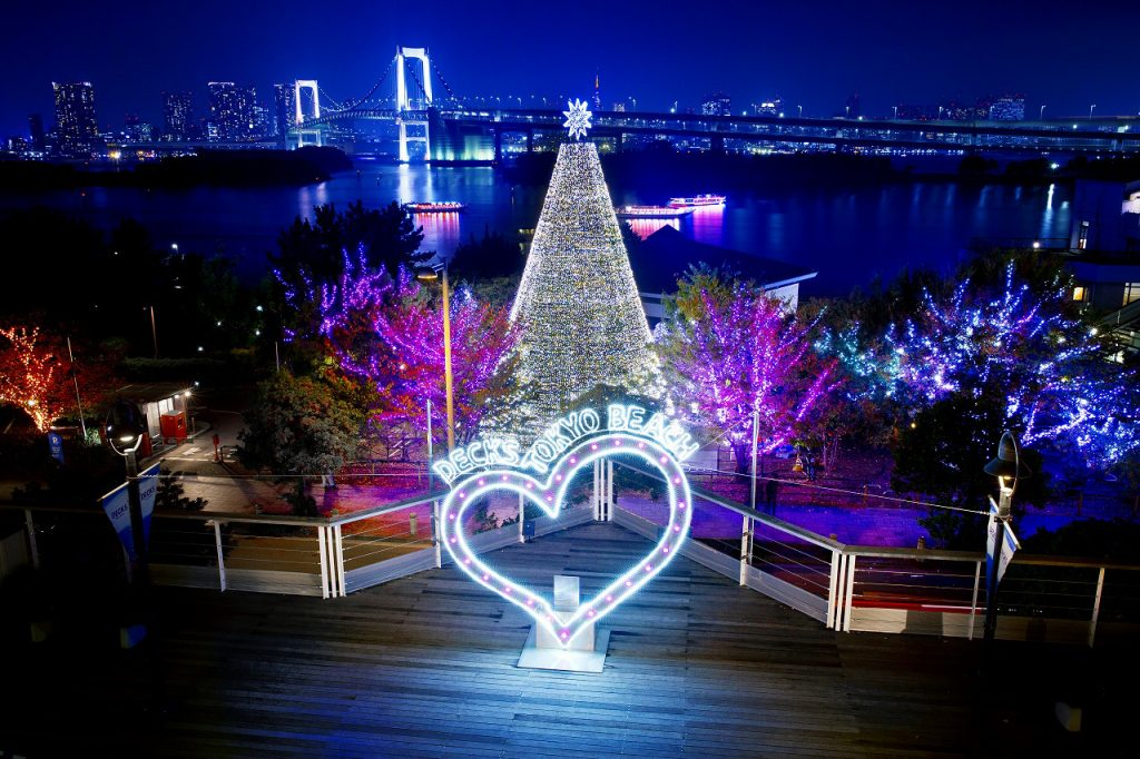 Photo by Kyodo PR - Tokyo's Best Winter Illuminations 2016-2017 - Savvy Tokyo