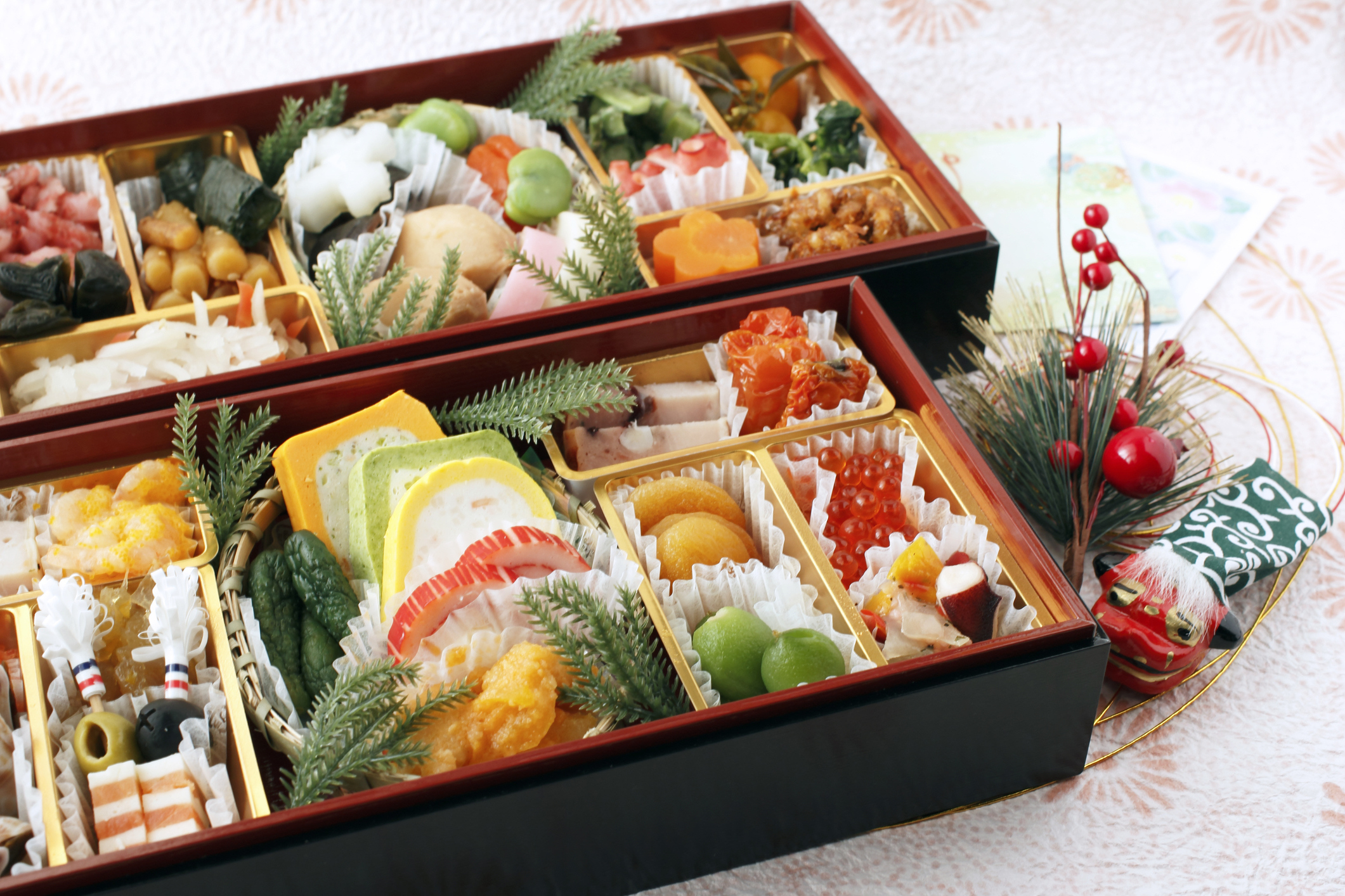 Osechi Ryori: The Hidden Meanings Behind Japanese New Year ... Japanese Food
