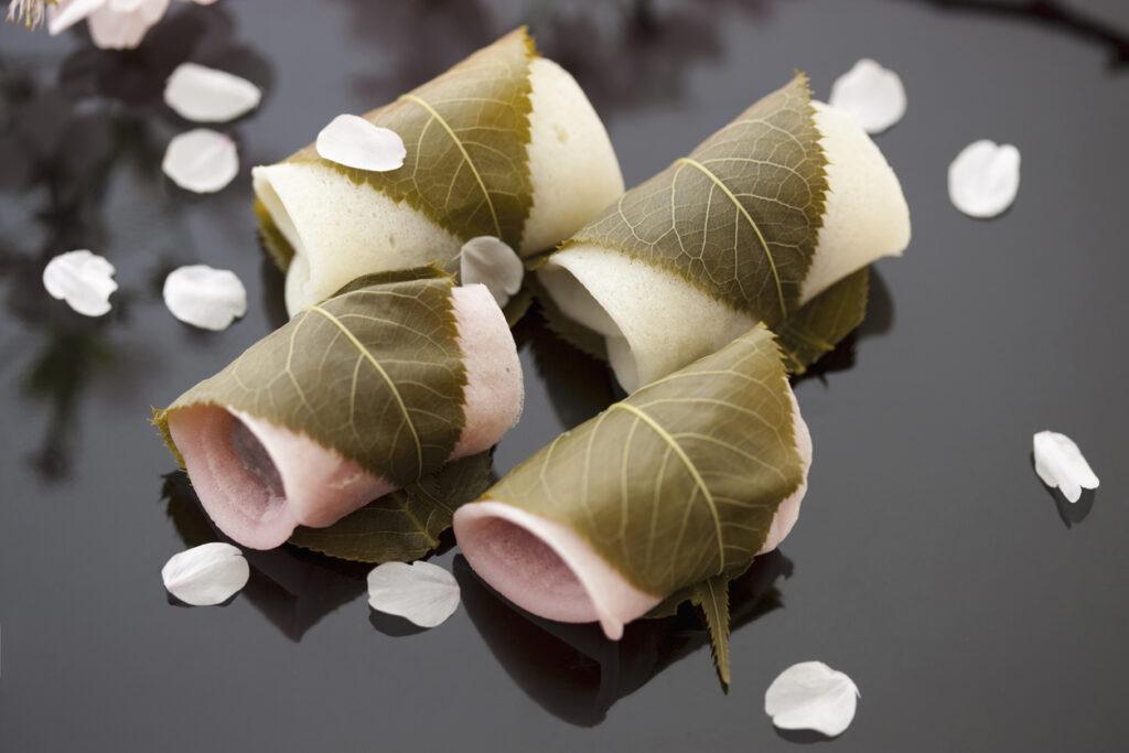 Recipe: Sakura Mochi