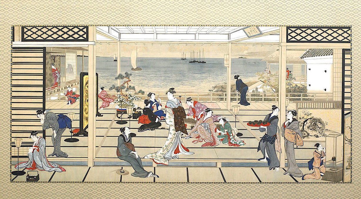 11 Facts About The Ukiyo-e Master Kitagawa Utamaro
