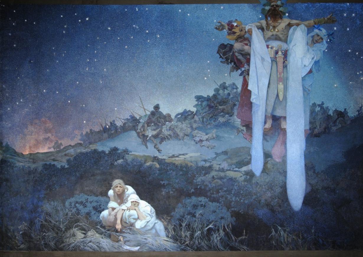 Alfons-Mucha-The-Slav-Epic-1912-%C2%A9Pr