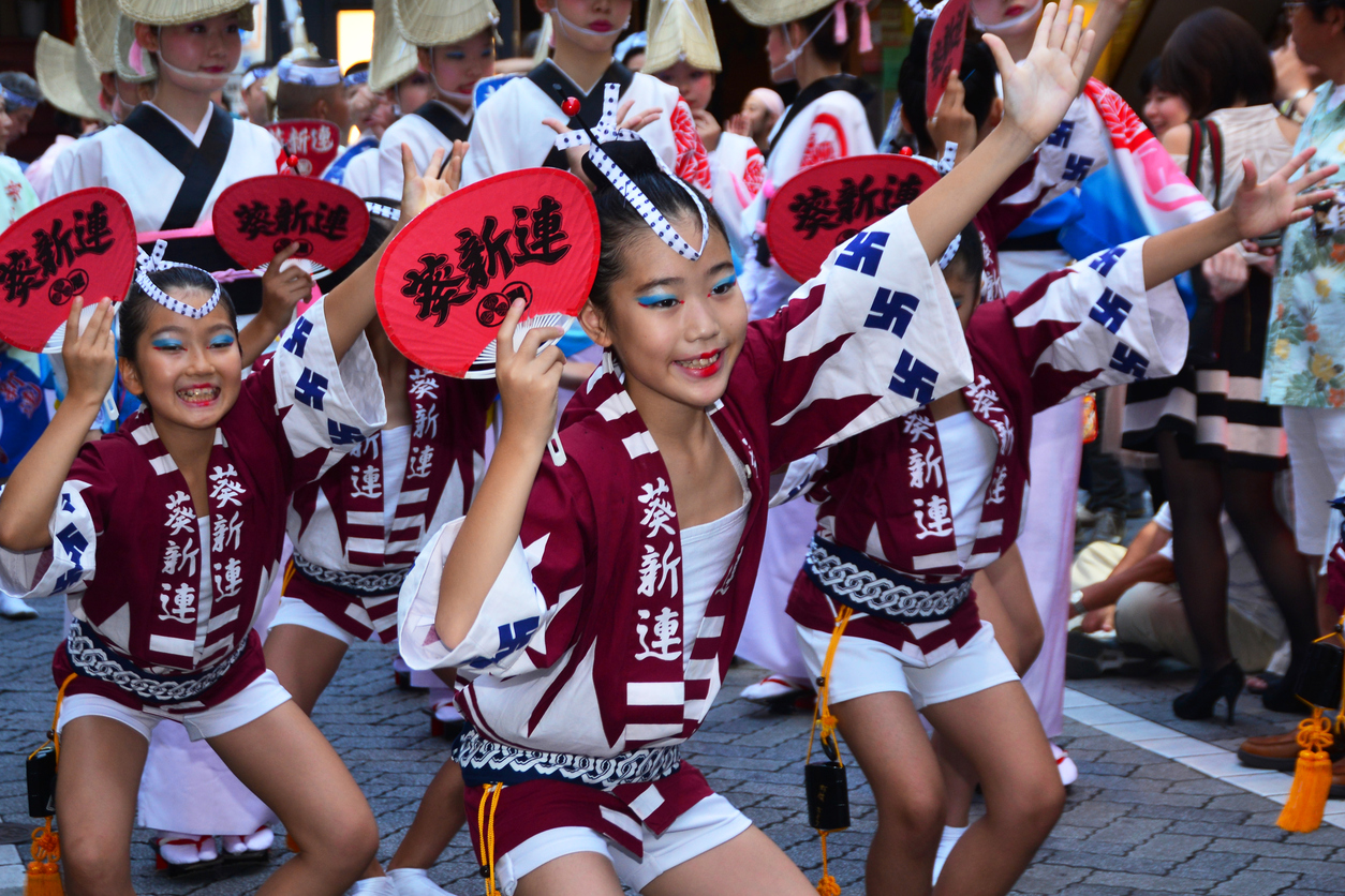 JAPAN: SUMMER FLOWERS | gloriamontebrunosaller |Japanese For Summer
