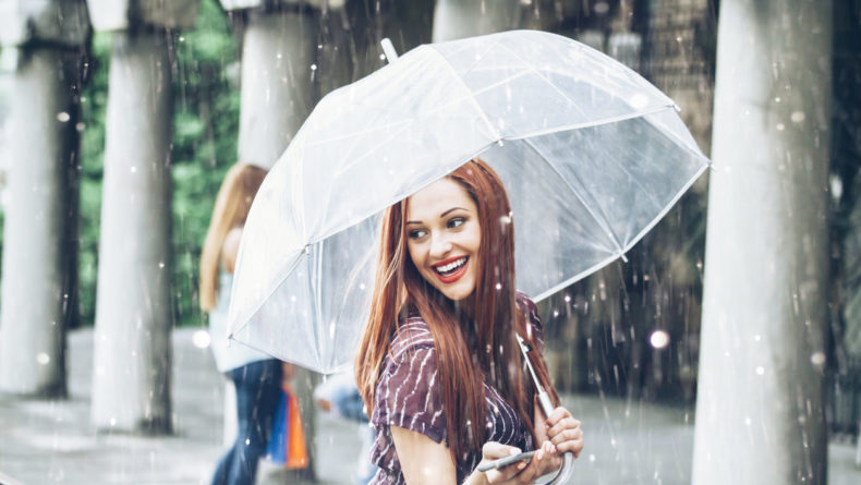 5 Make Up Survival Tips for Japan's Rainy Season