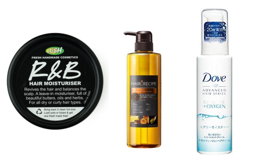 Japan hair products