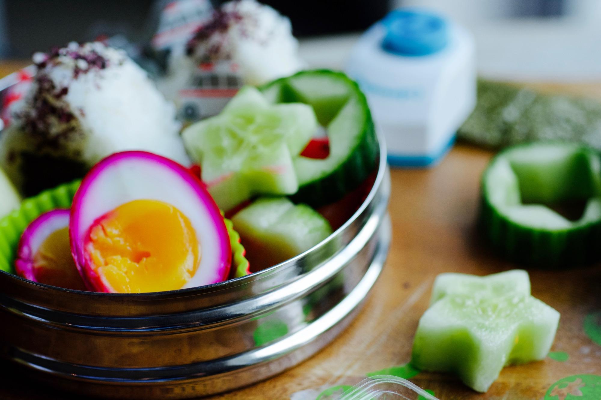 Recipe: Simple Japanese Obento - Savvy Tokyo
