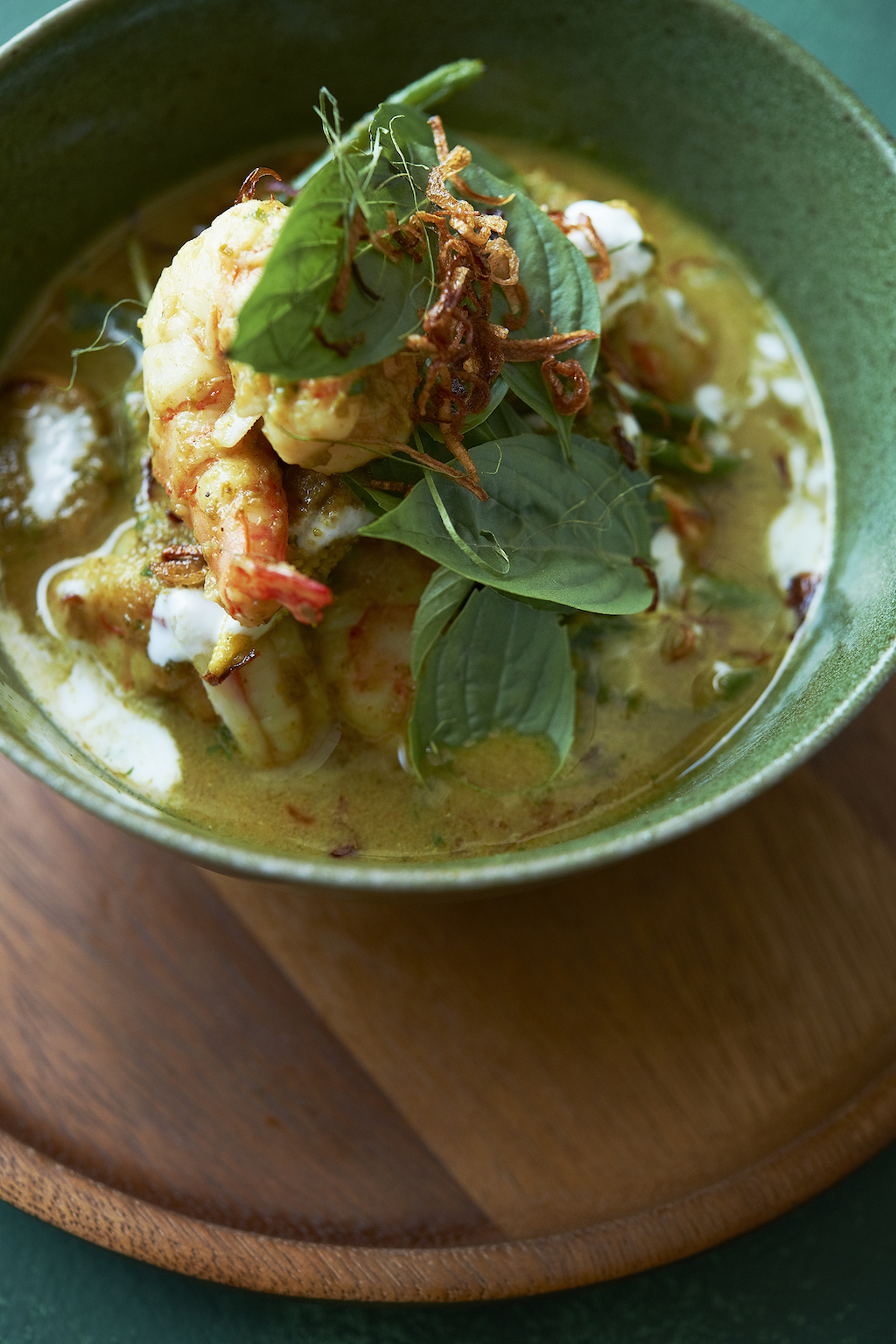 Longrain Green curry