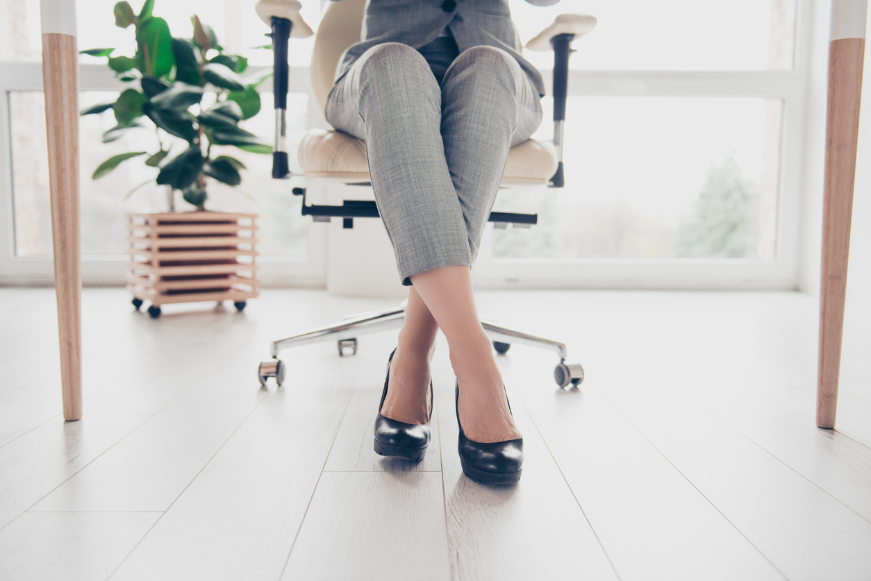 Keep your feet covered, too - Office Fashion - 4 tips for wearing it right in the Japanese workplace