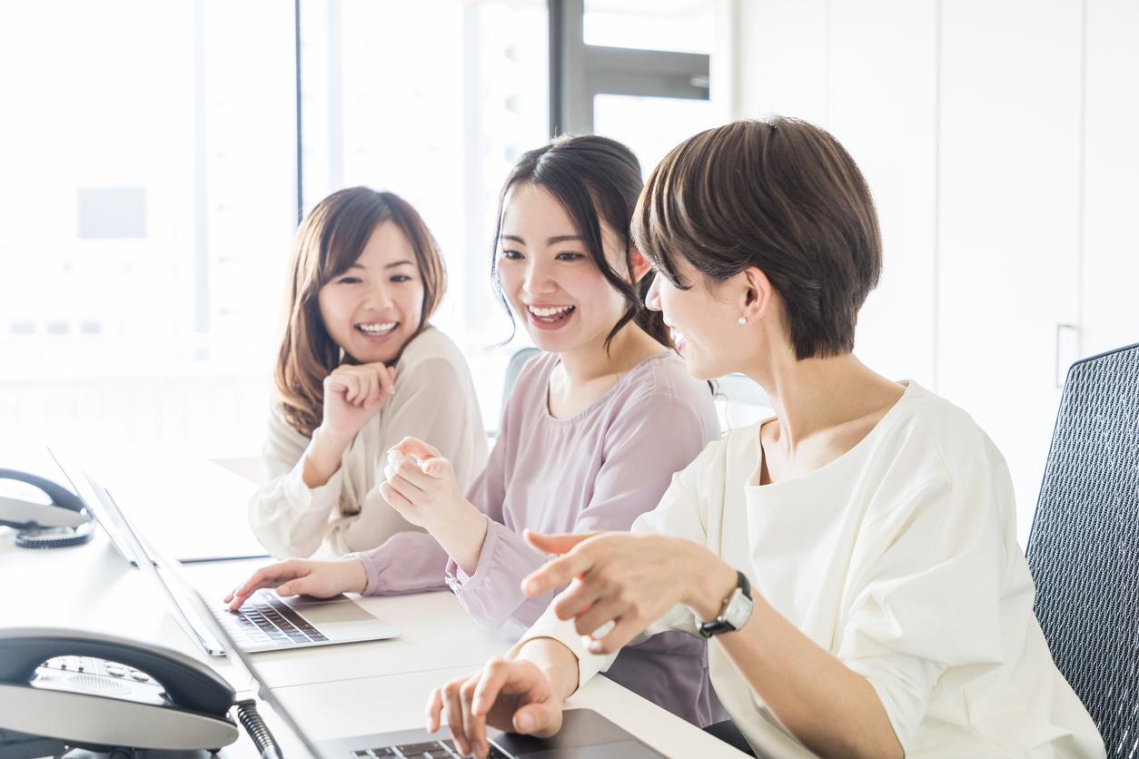 Kết quả hình ảnh cho japanese work office