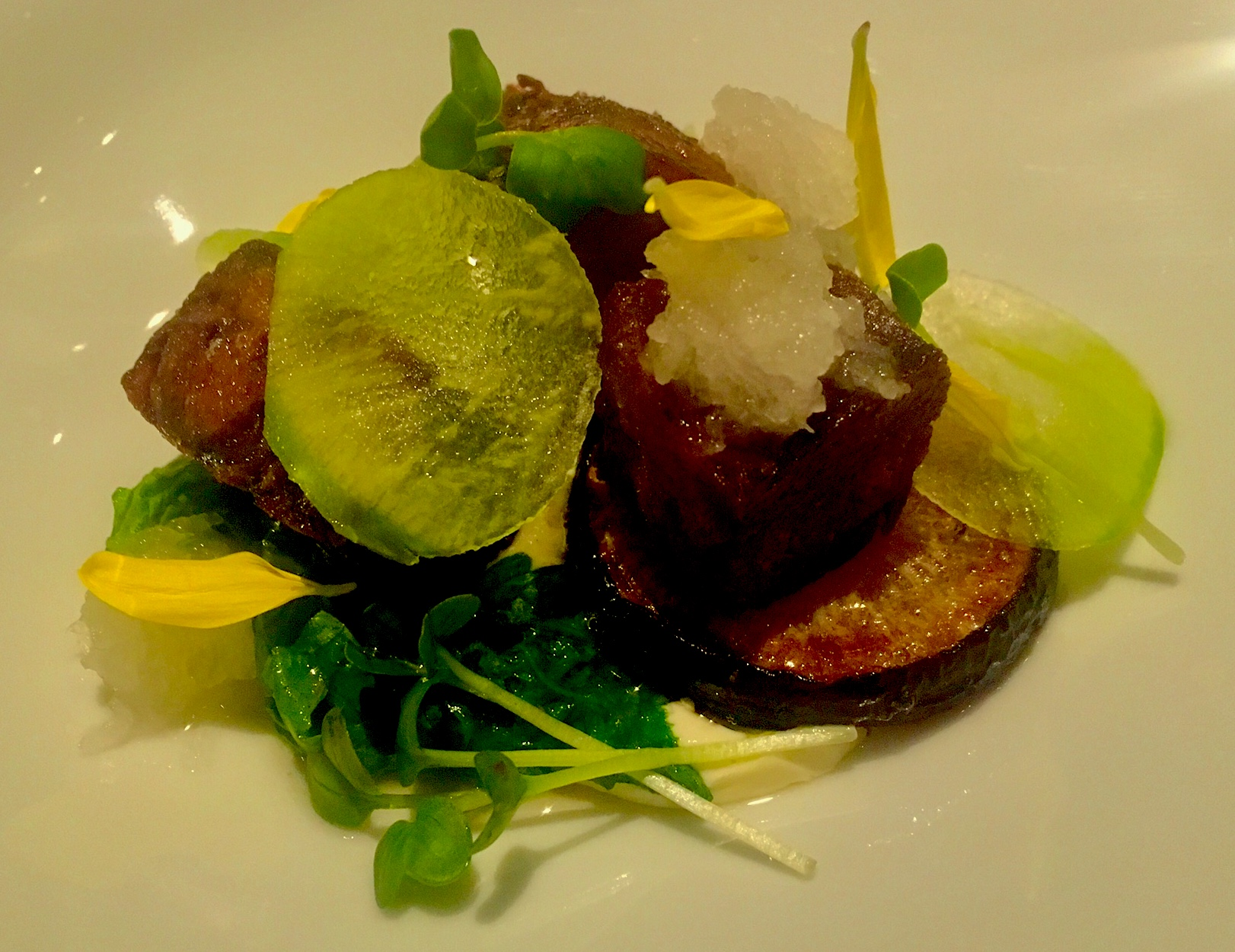 Alexander's Steakhouse dish