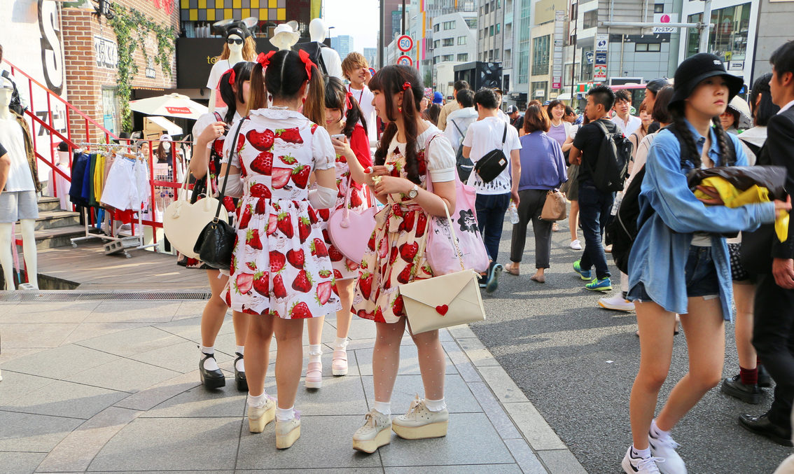Sexism and Culture: Japan's Obsession With Kawaii - Savvy Tokyo