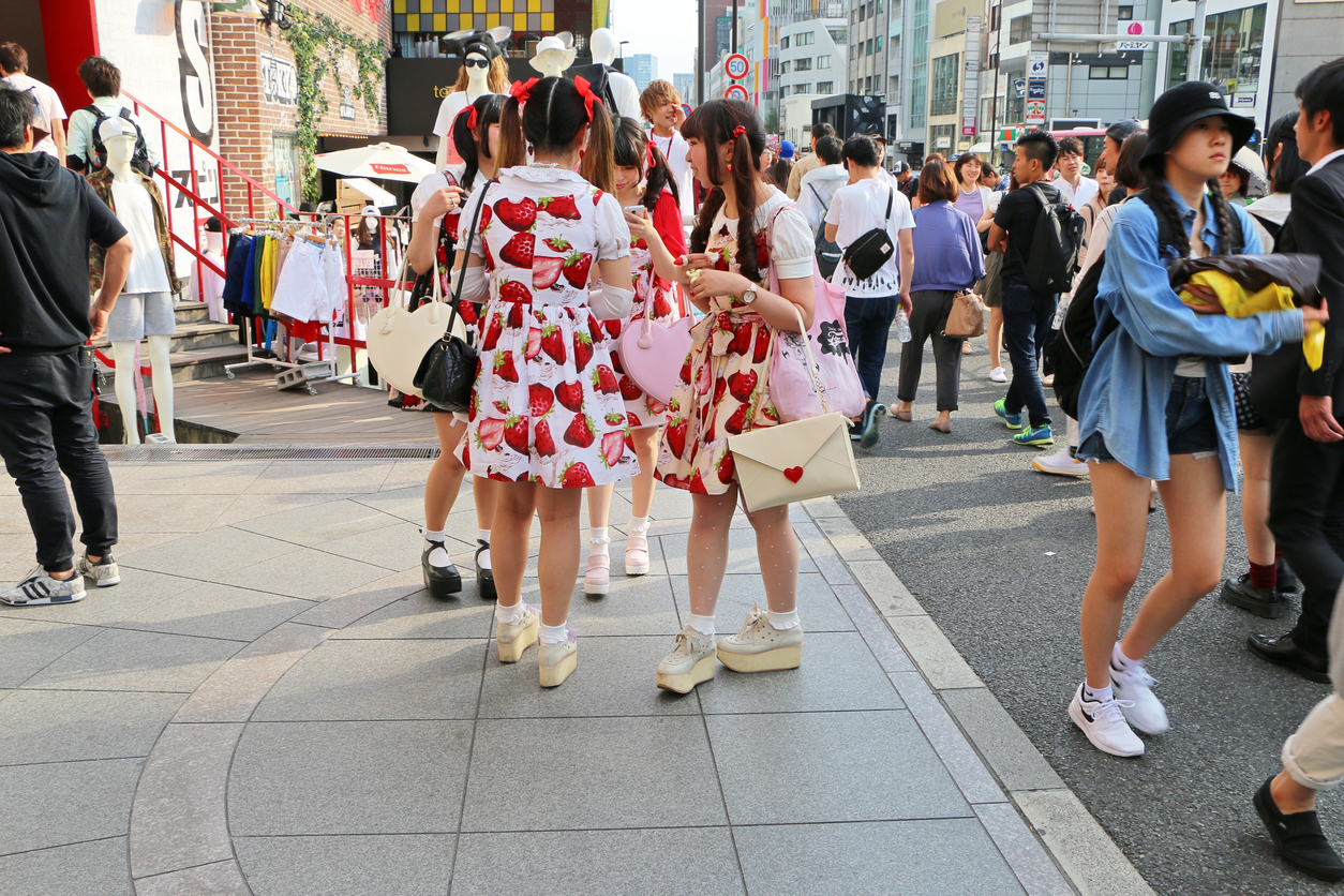 ddde6e9faa4 Sexism and Culture: Japan's Obsession With Kawaii - Savvy Tokyo