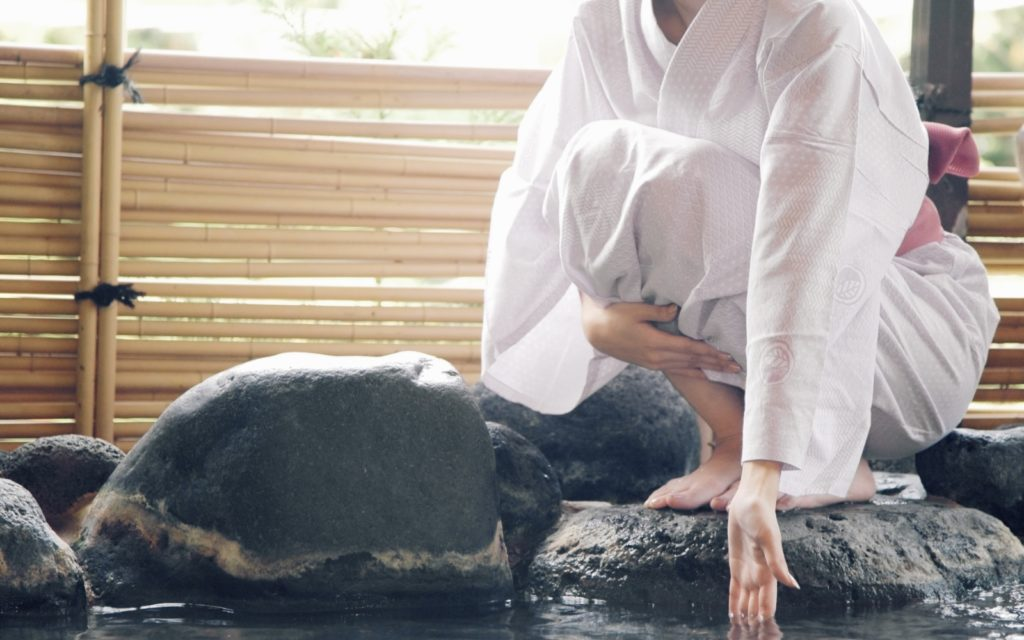6 Japanese Tips for Protecting Your Skin this Winter Take a Bath