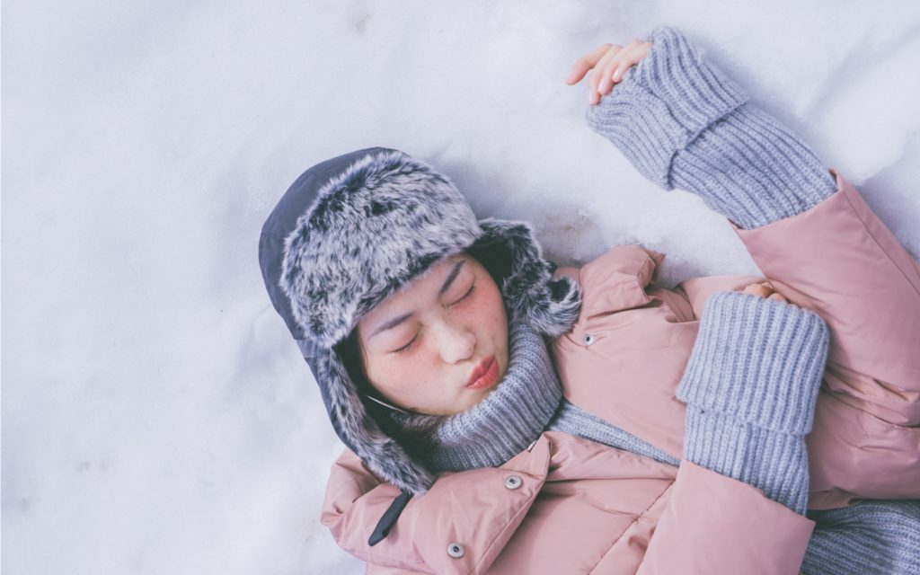 6 Japanese Tips for Protecting Your Skin this Winter Winterwear