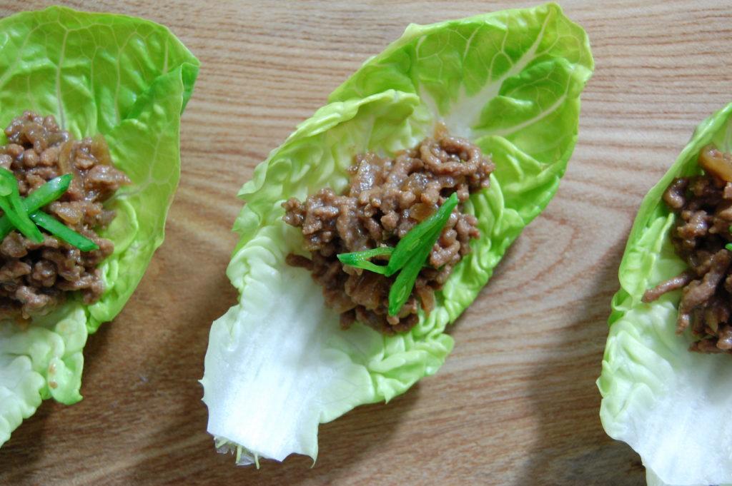 Japanese dinner party recipe teriyaki beef mince canap savvy tokyo teriyaki beef mince canap forumfinder Choice Image