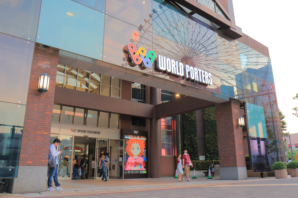 World Porters Yokohama