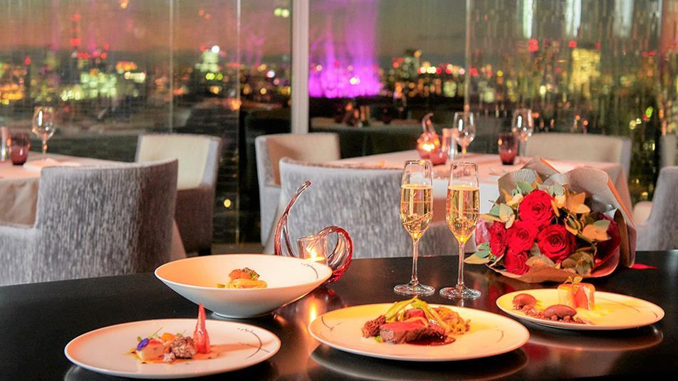 5 Romantic Restaurants In Tokyo To Dine On Valentine S Day Savvy Tokyo