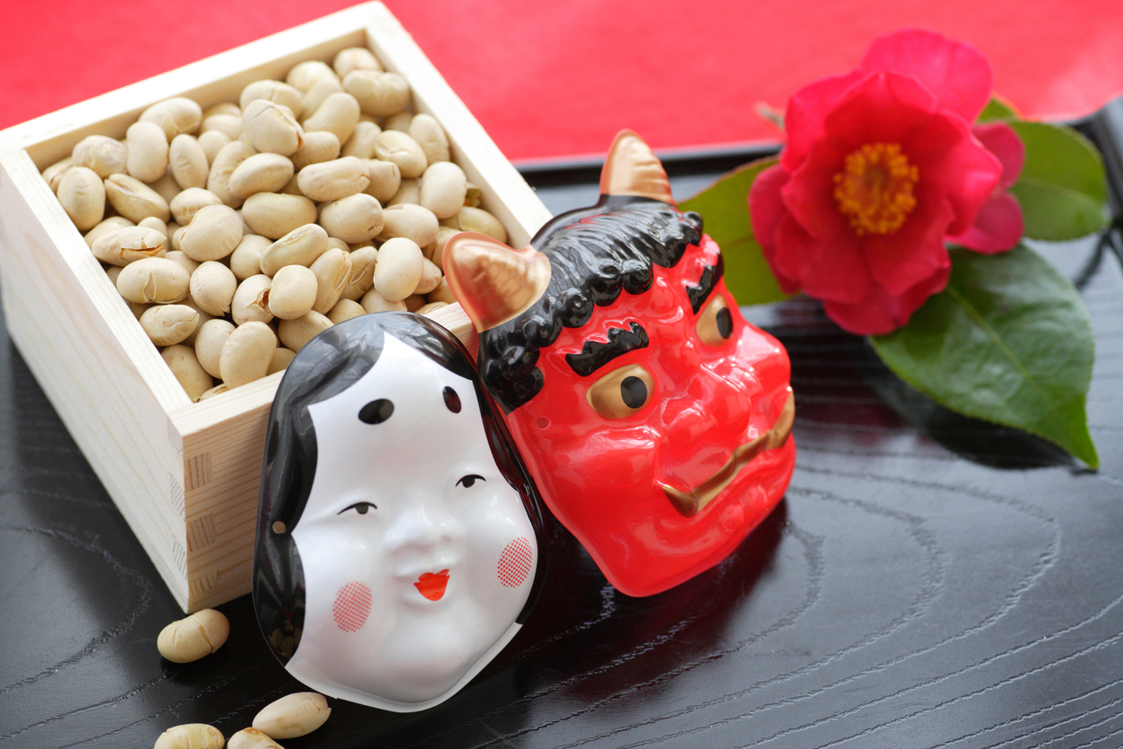 Setsubun: Get Ready For Japan's Beloved Bean-Throwing Holiday ...