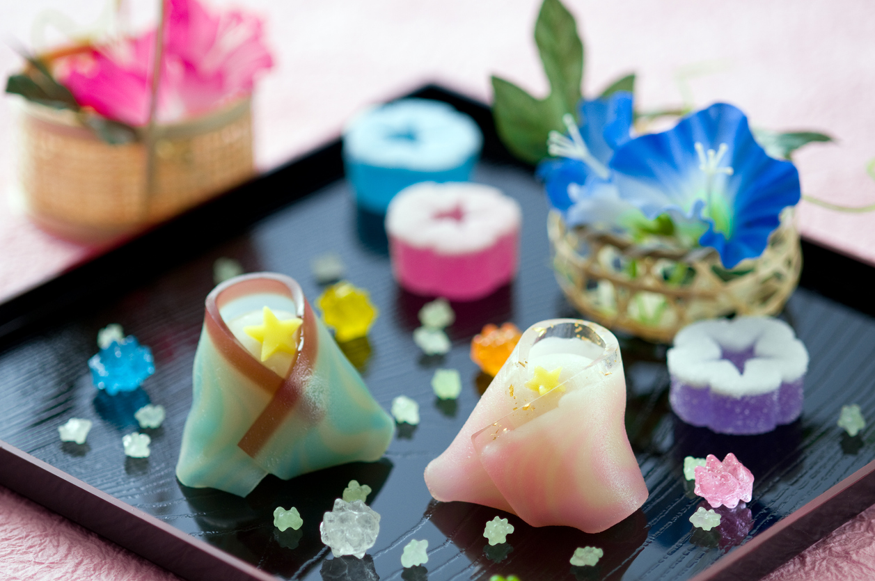 Tanabata: The Most Romantic Night In Japan - Tanabata Sweets