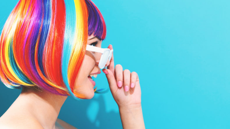 Crazy Colors: Buying Unorthodox Hair & Makeup Products In Japan Colorful Beauty Products