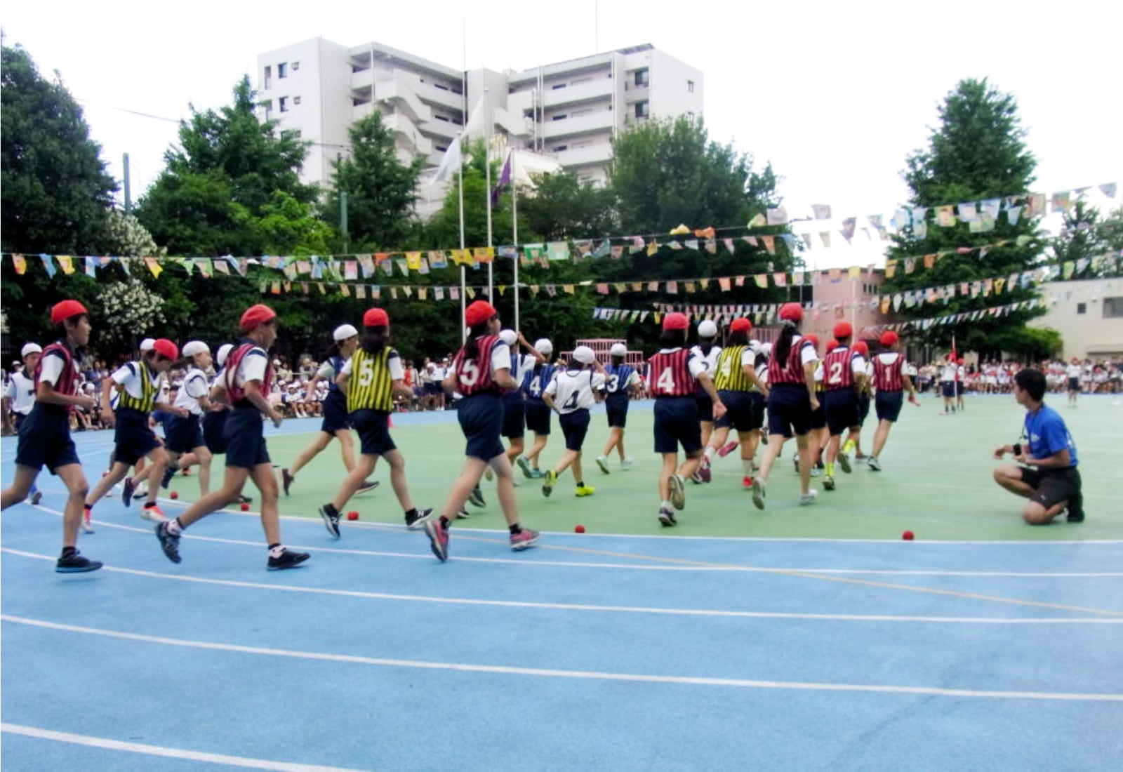 Undokai - Behind the Scenes of a Japanese Primary School Sports Day