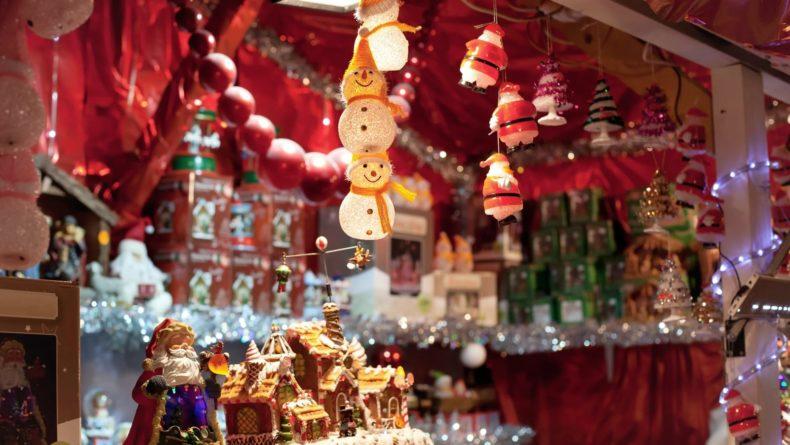 Best Christmas Markets Around Tokyo 2019