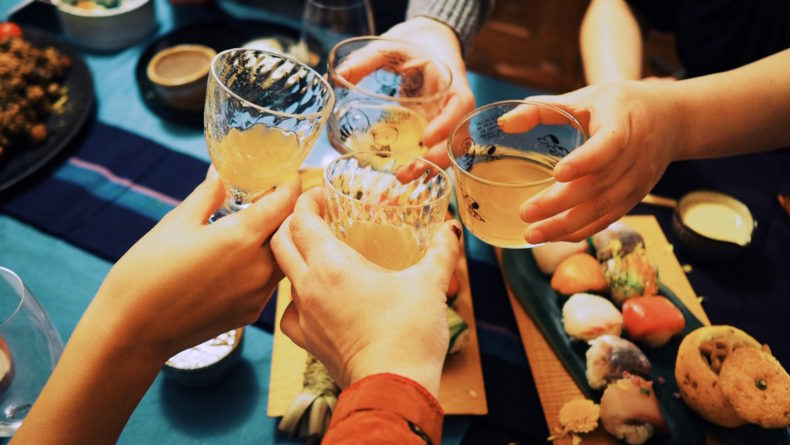 Top Tips for Hosting a Japanese Dinner Party with Tadaku — with locals
